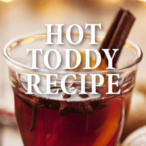 The Talk: Sunny Anderson Hot Toddy Recipe