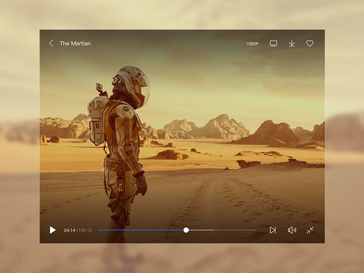 Video Player of iPad QQBrowser