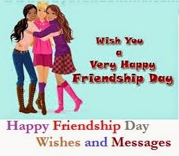Sample Messages and Wishes! : Happy Friendship Day Messages
