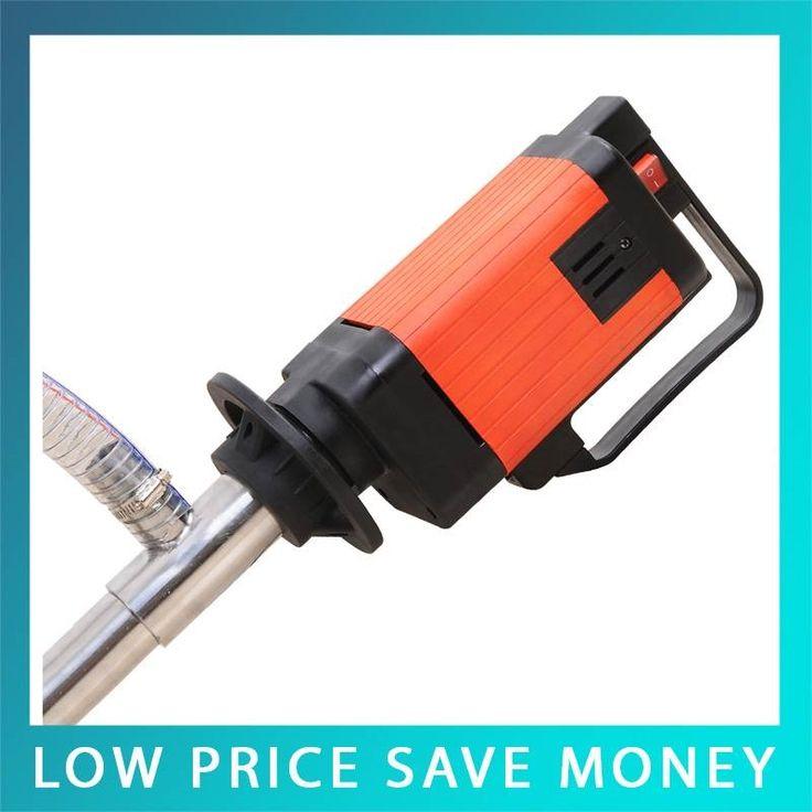 370.00$  Watch now - http://aliu01.worldwells.pw/go.php?t=32686466583 - 20-180L/min Stainless Steel Centrifugal Fuel Pump 2000W Vertical Barrel Pump 220V/50HZ Gear Oil Pump 370.00$