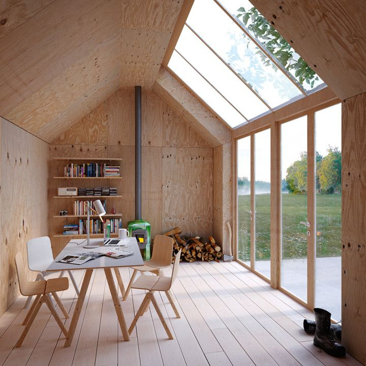 modern summer cottage, Form Design Center, Malmö | #fdc_25kvadrat