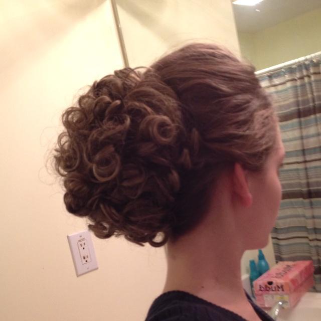Curled. Pentecostal HairstylesSuper ... - 73 Best Pentecostal Hair Images On Pinterest