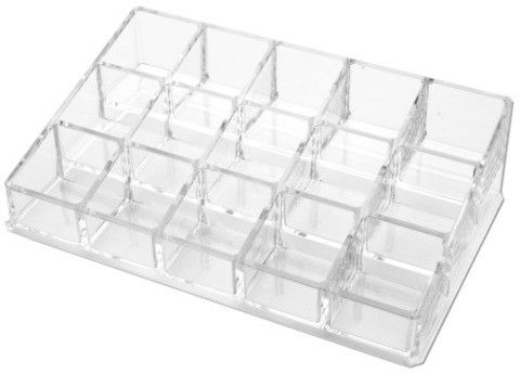 Multi Cell Cosmetic Organizer Case Pack 4