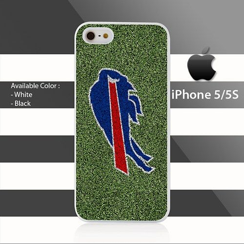Buffalo Bills on Grass iPhone 5 5s Case Cover