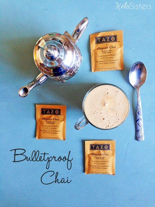 Bulletproof Chai   ketosisters.com