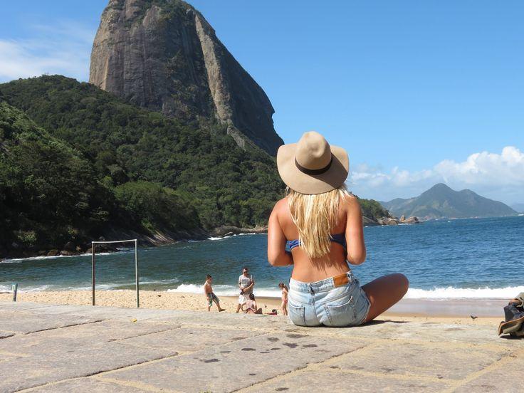 Rio, mooiste stad.