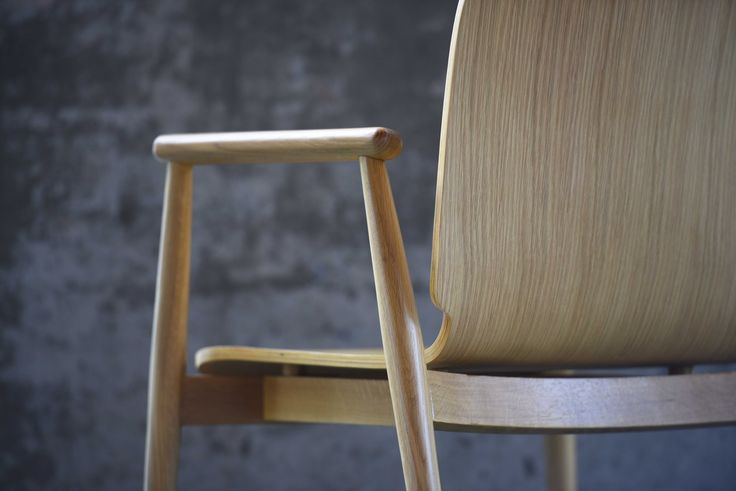 Grado arm chair by KIAN Furniture | Design by Enrique Martí | Photography by  KimBoon LIM