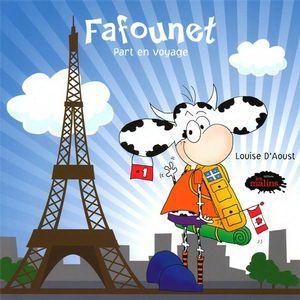 Fafounet part en voyage et t'invite à le suivre dans son périple. Quel sera ton pays préféré?
