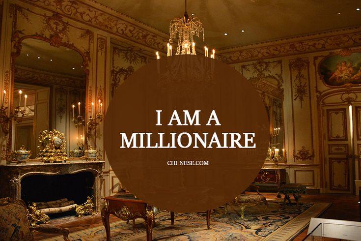 Millionaire Affirmations #millionaire #millionairemindset #lawofattraction #attractmoney #abrahamhicks #positivethinking #positivethoughts #wealth #abundance #prosperity #richpeople #affirmations #positiveaffirmations