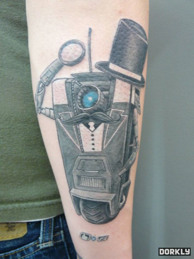 The 100 best video game tattoos. Not sure if I would ever get something from a video game as a tattoo.
