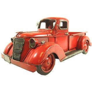 Vintage Red Trucks >> Red Truck | Shop Hobby Lobby~I want! | Gift ideas | Pinterest | Lobbies, Nursery and Babies