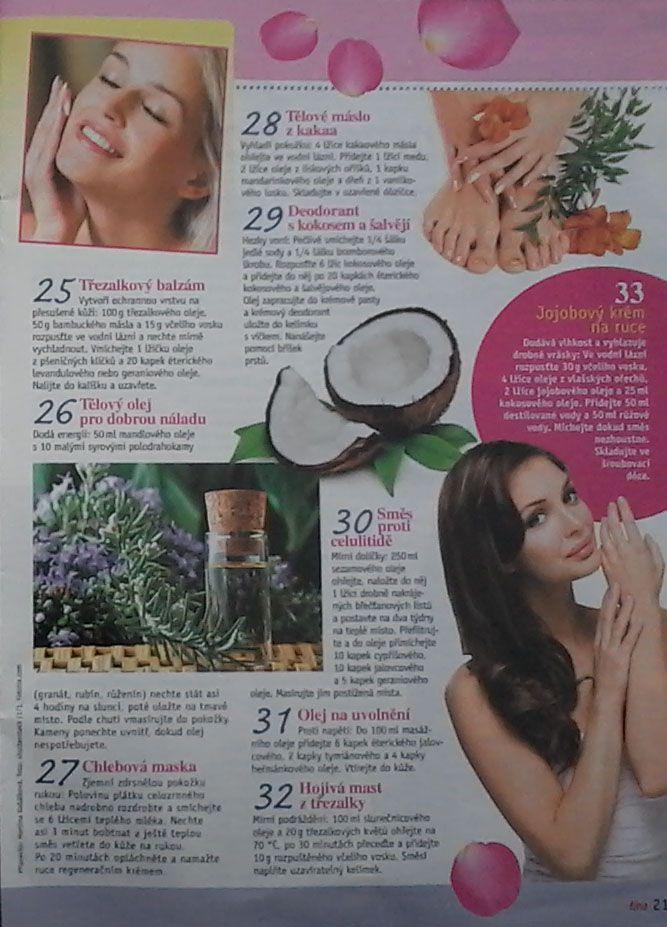 TIPY na domácí kosmetiku 4