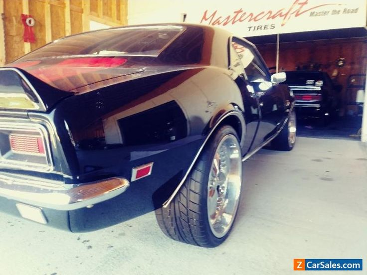1968 Chevrolet Camaro Ss clone #chevrolet #camaro #forsale #unitedstates
