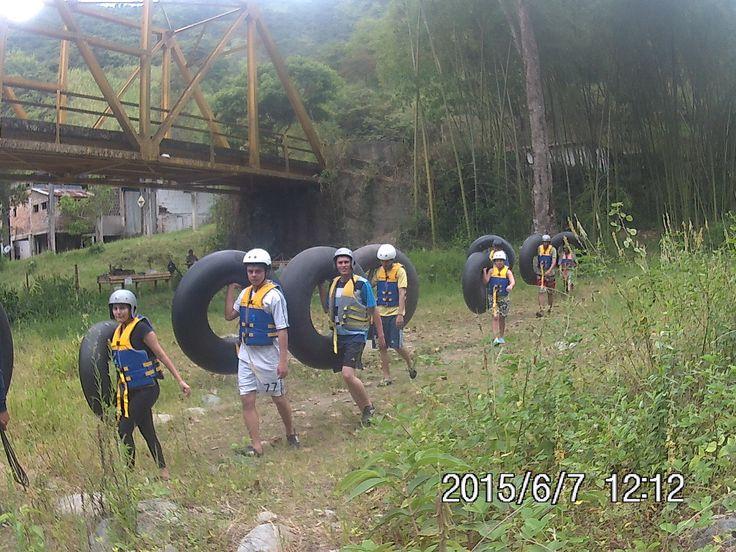 Nueva Actividad en el Quindio, Neumating Adventures