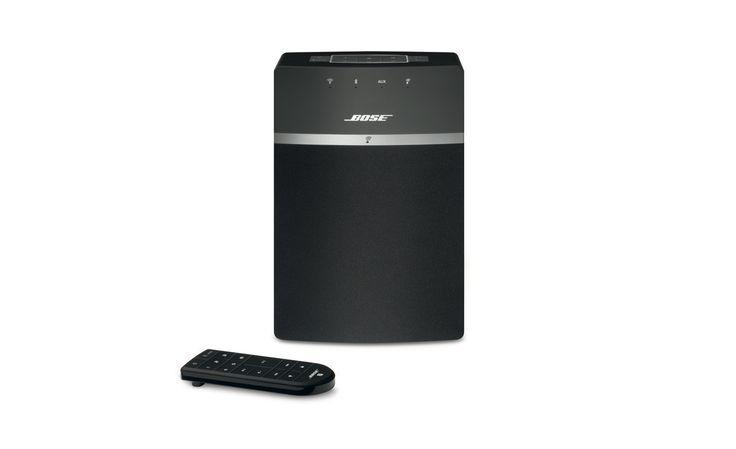 Bose SoundTouch 10, l'enceinte compacte mais puissante - http://www.leshommesmodernes.com/bose-soundtouch-10/