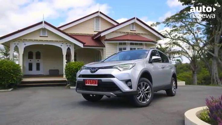 2016 Toyota RAV4 Review Australia