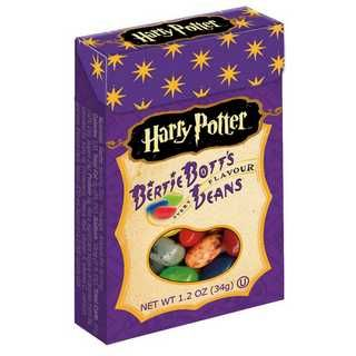 Jelly Belly Shop - Bertie Bott's Every Flavour Beans – 1.2 oz Box (Use with Integer Fear Factor)