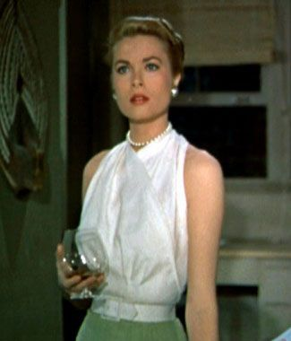 @Madeleine Brooks---another Grace Kelly halter (Rear Window)