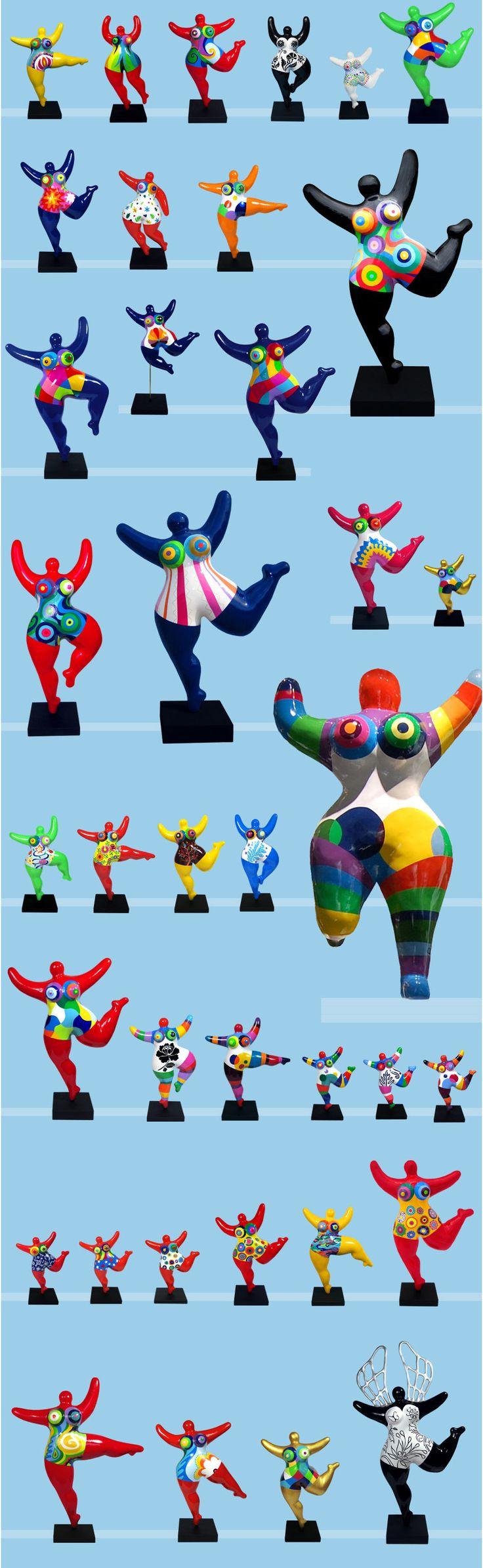Niki de Saint Phalle inspired?
