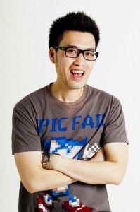 Oliver Phommavanh | Thai-Australian children's book author.