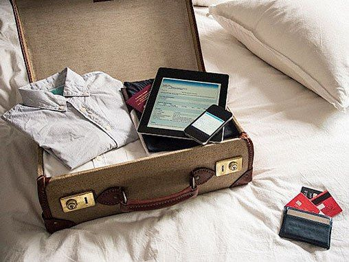 Best Travel Apps for Packing!