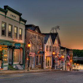 Bar Harbor. -  New England
