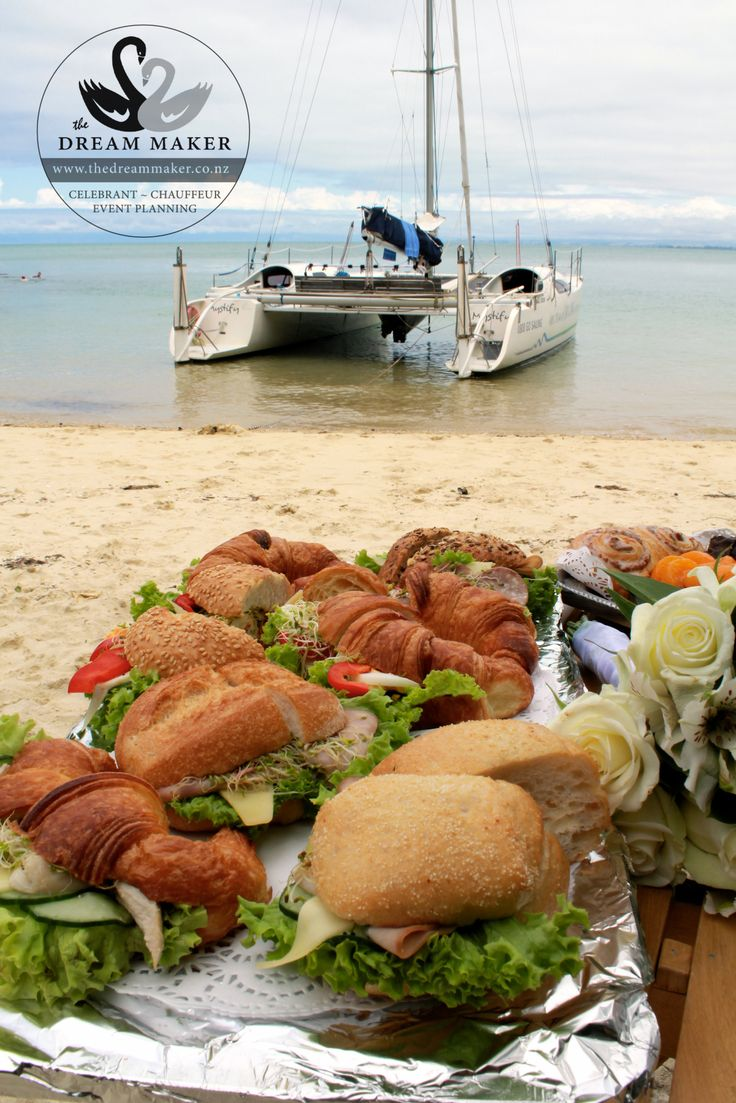 A dreamy sailing wedding experience in the Abel Tasman with the Dream Maker team. Everything is arranged for you all you have to worry about is having fun.