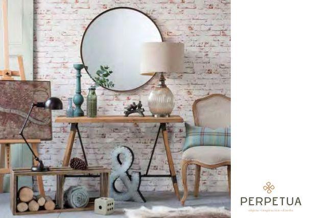 ®Perpetua muebles   #perpetua #muebles #mobiliario #espejos  Más información o catálogo completo www.perpetuamuebles.com