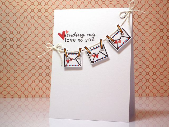 Love Letters by *茵~, via Flickr