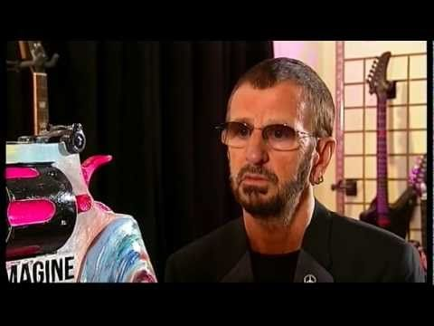 Ringo Starr talks about anniversary of John Lennon's death (C4 News, 8.12.11) - YouTube