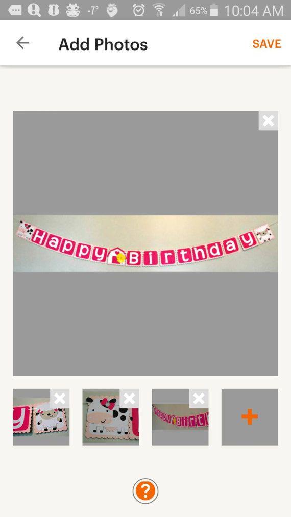 Check out this item in my Etsy shop https://www.etsy.com/ca/listing/476385749/barnyard-birthday-banner-farm-birthday