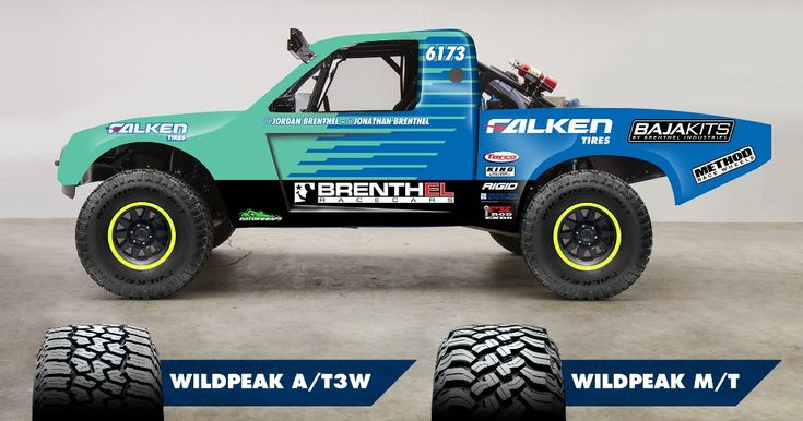 Motor'n | FALKEN TIRES PARTNERS WITH BRENTHEL FOR 2017 RACE SEASON