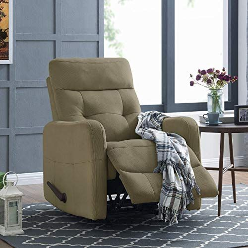 Amazing Offer On Sage Green Velour Rocker Recliner Chair Solid Traditional Transitional Polyester Upholstered Sinuous Spring Online In 2020 Rocker Recliner Chair Furniture Chair