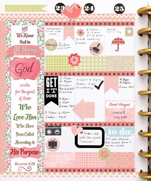 Free Bible Verse Coloring Bookmark fits Bible Journal & Planner Margins! - BibleJournalLove.com