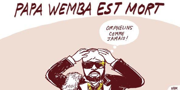 Le musicien Papa Wemba, surnommé le « roi de la rumba congolaise » s'est éteint dimanche au petit matin, suite à un malaise en plein concert à Abidjan, dans le cadre du Festival des musiques urbaines d'Anoumabo ( Femua).