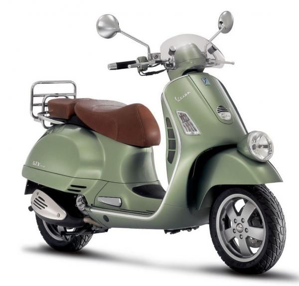 Working on living where I do and justifying one of these for myself! Vespa GTV 250 #1