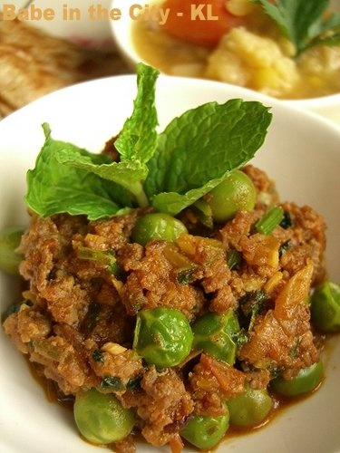Lamb and Pea Keema | Completed and make again | Pinterest