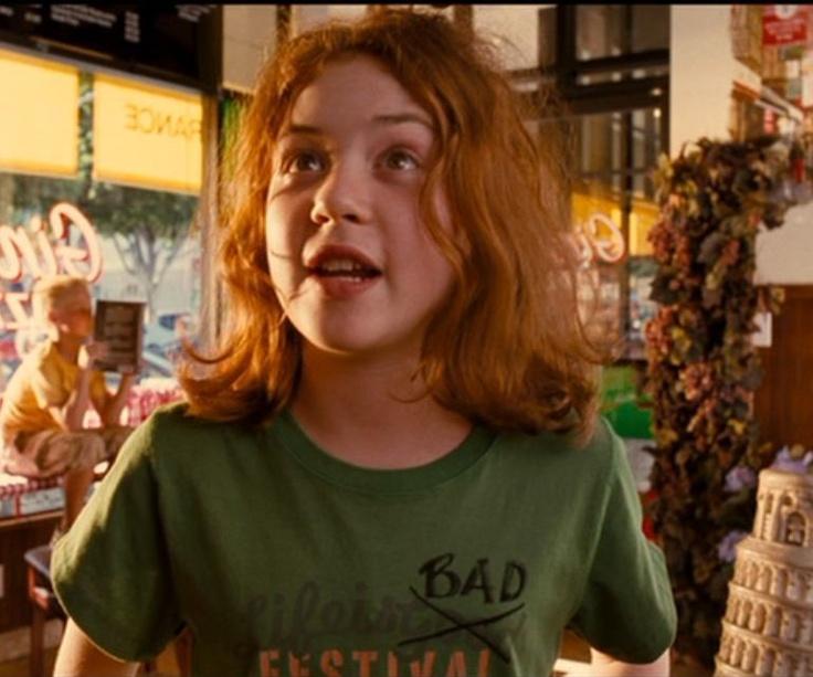 LIFE IS GOOD T-shirt Good Kids Girl's Sz L NWT Judy Moody Movie Long Sleeve Sage