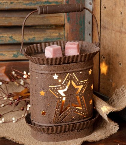 Star Oval Tart Warmer / Burner-Tart Warmer, Tart Burner, Tart Melts
