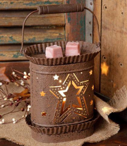 Star Oval Tart Warmer / Burner-Tart Warmer, Tart Burner, Tart Melts