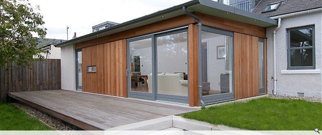 Urbanrealm - bungalow extension