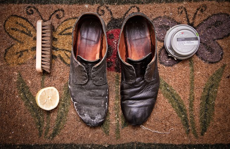 Foxhound Studio — How to Protect Your Leather Boots & Shoes From Being Ruined by Salt Stains This Winter