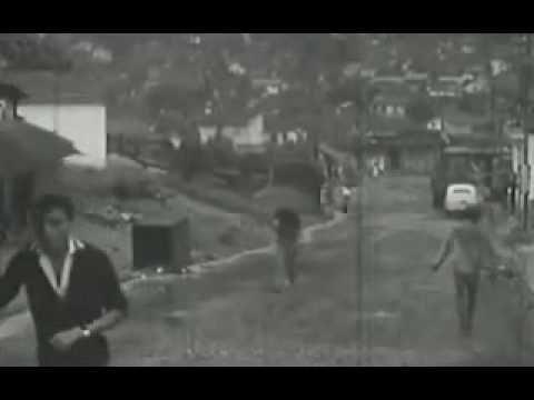 Enchente no Rio de Janeiro 1966 (imagens brutas - TV Globo canal 4).avi