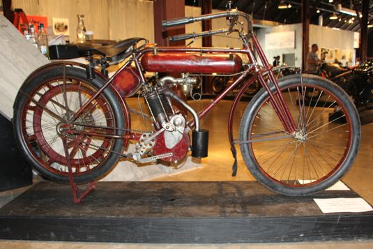 A couple of the many things that were common during the early era of motorcycles were talented individuals and startup companies. This is the case with the manufacturer of the 1913 Dixie Flyer Special pictured in this article.  The talented Charles Metz started his own company after finding success as one of the founders of the early motorcycle company of Waltham Manufacturing. In 1902, when Metz ventured out on his own, he formed the Metz Motorcycle Company.  Around the same time, the two…