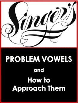 MUSIC: Choir/Vocal Problem Vowels