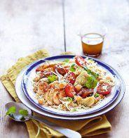 Couscous complet en salade - Cuisine et Vins de France