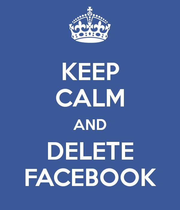 What to permanently delete your Facebook? Find out how here!