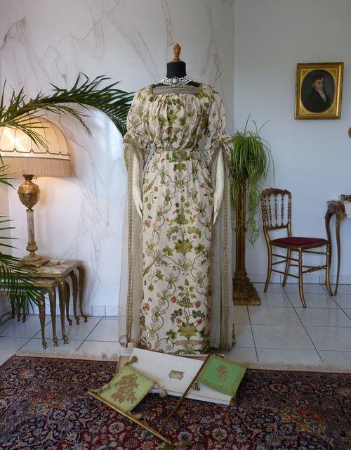 WORTH Venetian Ball Gown for Mrs. J.P. Morgan, Paris, ca. 1898