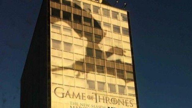 HBO headquarters in LA
