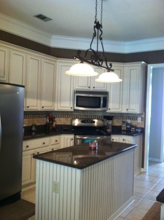 Kitchen makeover on a dime for the home pinterest for Kitchen remodel ideas on a dime